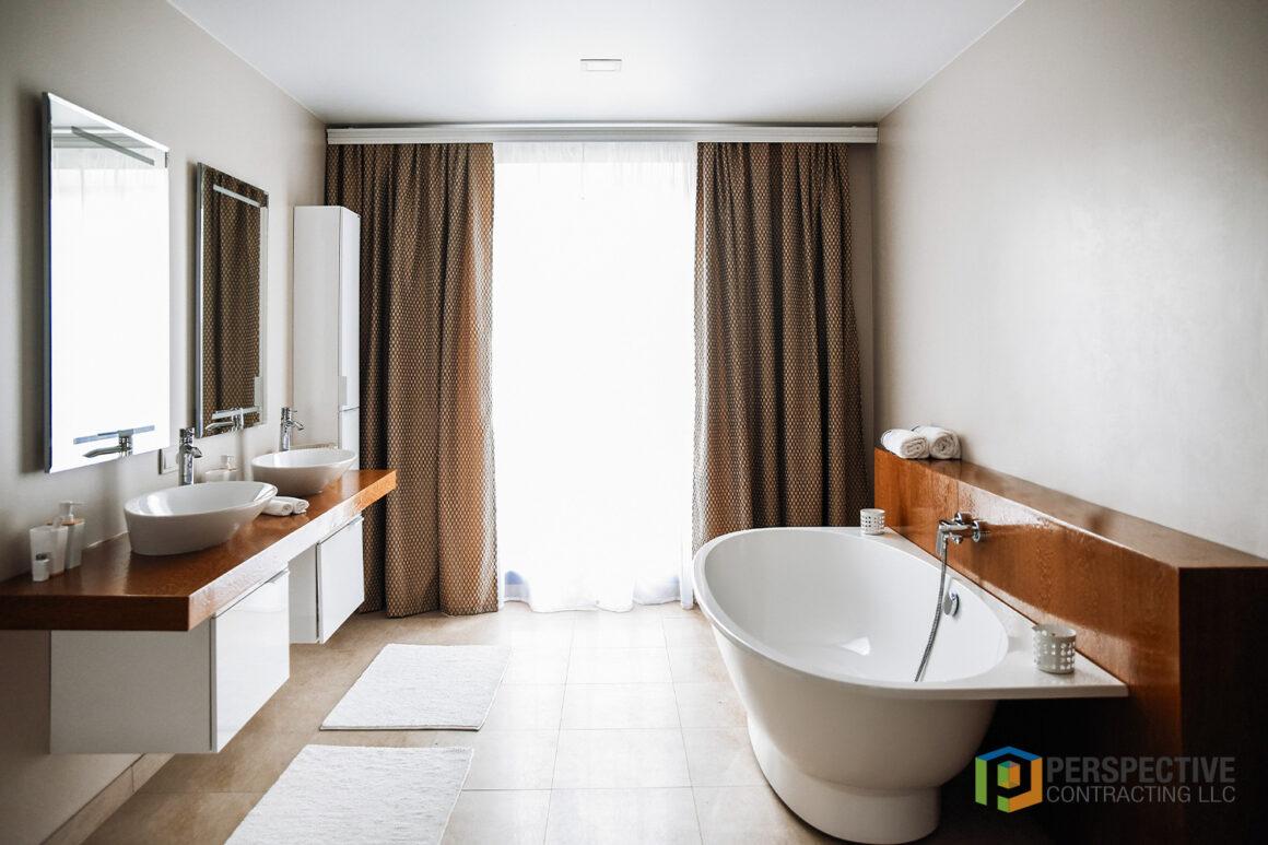 Bathroom design in millburn ,nj